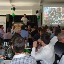 ALLEYGATORS UP CLOSE AND PERSONAL LUNCHEON 26TH AUGUST 2016